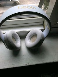 white and gray corded headphones Washington, 20001