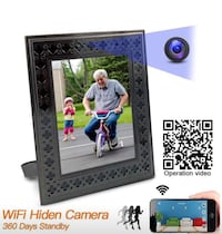 Brand new in box WiFi hidden camera 马卡姆, L6E 2C4