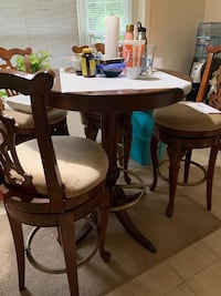Obe Roundtable + Four Chairs Falls Church, 22042