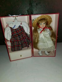 Porcelain Doll and Clothes Mississauga, L5V 2P3