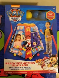 new paw patrol ball pit  Des Moines, 50315