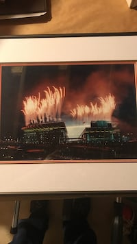 Cleveland Brown stadium framed picture  Columbus, 43230