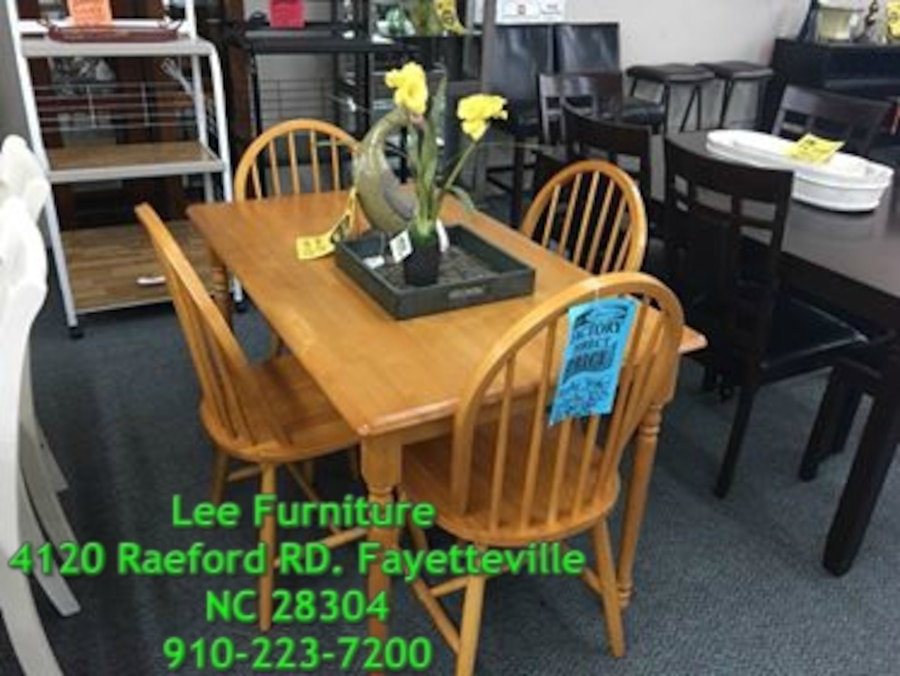 Used 5 Pc Dinette In Fayetteville NC