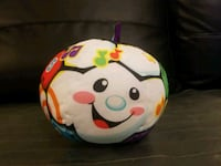 Baby soccer ball - Just like NEW!