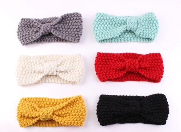 Used Kids knitted ear headbands for winter for sale in Brampton - letgo c424a48507f
