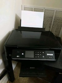 Printer - all in one - with 3 extra ink cartridges