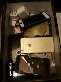 Lots of phone parts