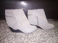 Super cute wedges worn once! EUC Perfect for Fall!