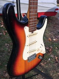 Early 80's Japanese Fender Strat Copy Cumberland, 02864
