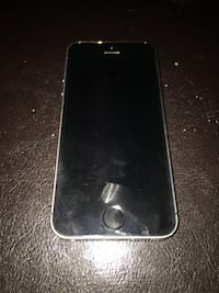 Black iphone 5 with case Cambridge, N3H