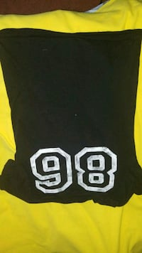 black and white NFL jersey District Heights, 20747