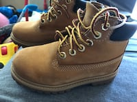 Timberland boots for kids Stockton, 95207