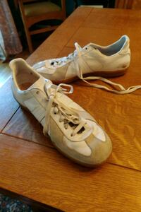 Vintage German Army Trainers Size 10.5 Herndon, 20171