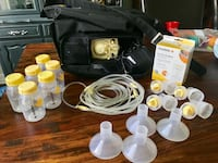 Medela double breast pump in GUC Ottawa, K1E 3G5