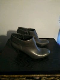 Grey bootie shoes size 6 Mt. Juliet, 37122