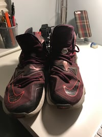 Lebron 13 Medium Berry Ashburn, 20148