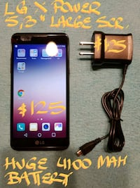 TradeOrFirm$125.BLK LG X POWER  [PHONE NUMBER HIDDEN] mahBa Beaconsfield, H9W 2E1