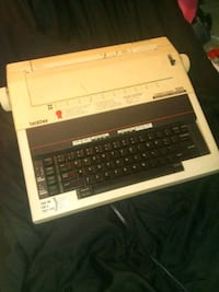 Vintage Brother electric typewriter West Columbia, 29169