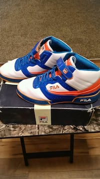 Fila men size 10.5