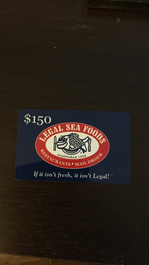 Save $$$ at Legal Sea Foods with coupons and deals like: Signature Filet Mignons for 2 for $ ~ Shop Lobster Packages ~ Shop Surf + Turf Packages ~ Special Offers with Catch of the Month Email Sign-up ~ Request a Catalog ~ Shop Shrimp Packages ~ Shop Gift Certificates ~ and more >>>.