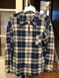 Basic Editions Flannel Shirt Size-M Rockville, 20853