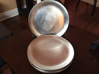 Silver Round Plate Chargers (8) Ottawa, K4P 0C3