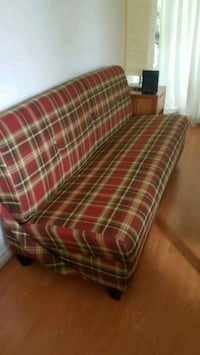 Futon and 2 covers (Pick up only) Burnaby, V5E 2Y9