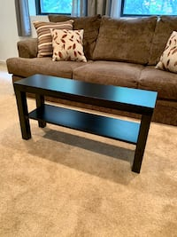 IKEA Black Coffee Table Baltimore, 21230