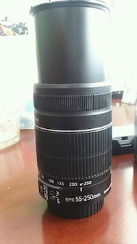 CANNON LENS 55-250mm Cleveland, 37312