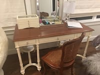 Desk or can be used as vanity Bethesda, 20817