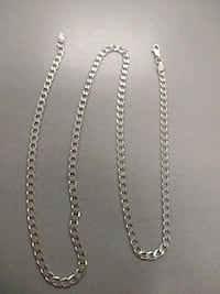 silver-colored chain necklace Cranberry Township