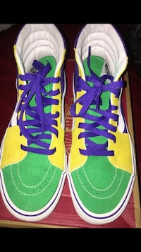 Van's shoes Washington