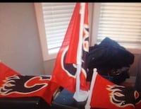 Brand New Flames Car Flags x 6!  $25 ea. Chestermere, T1X 1W2