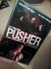 Pusher DVD cas