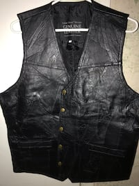 Leather vest Lakehurst, 08733