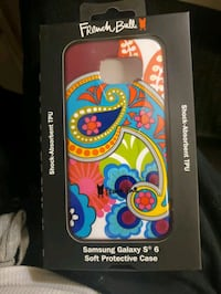 Brand new phone case for galaxy s 6