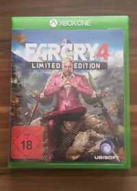 Farcry 4 Limited Edition Xbox One