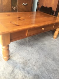 Coffee Table and Side Table 127 mi