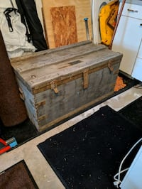 Signal Corps Antique Army Trunk North Providence, 02904