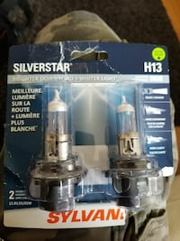 Silverstar bulbs package Toronto, M3C 1X9