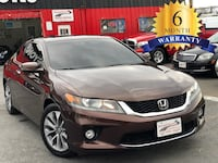 Honda Accord Cpe 2013 Manassas