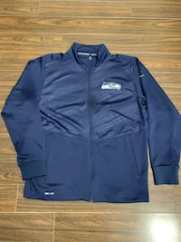 Seahawks Dry-fit official jacket