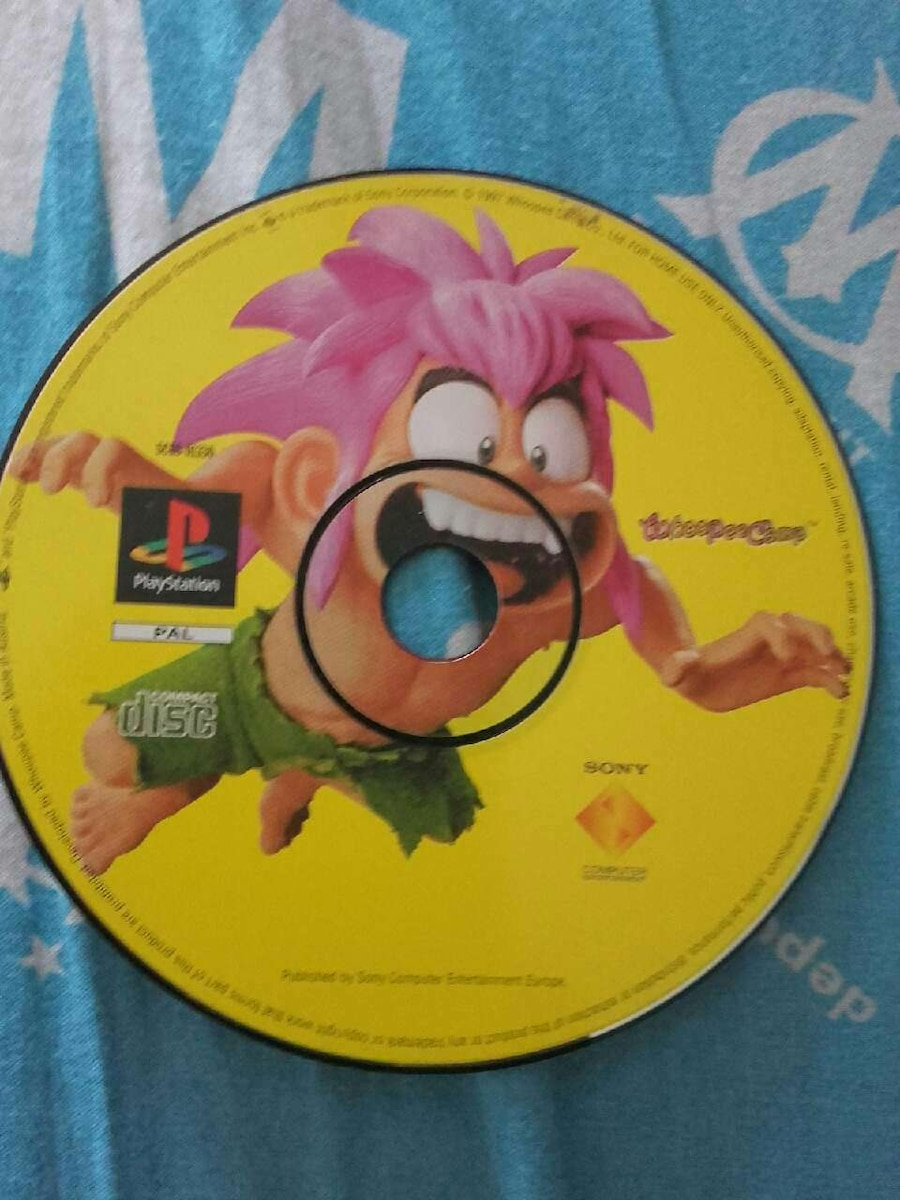 Disque Sony Playstation