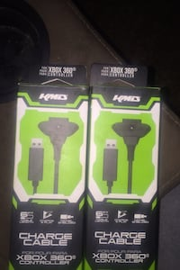 Xbox 360 controllers charge cable Tulsa, 74129