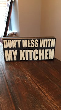Don't Mess With My Kitchen  1385 mi