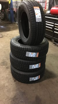 New Winter tire Montreal, H1Z 3B6