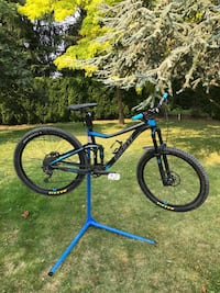 Giant trance 3 many upgrades price is negotiable Saanichton, V8M 1X9
