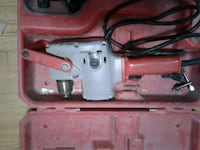 white and red corded power tool Brampton, L6V 3H2