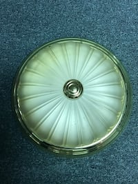 Light Fixture (two bulbs) for Ceiling