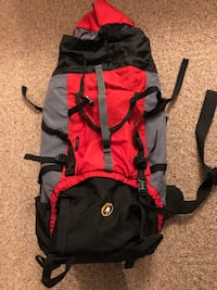 Hiking backpack Lethbridge, T1H 1Y3